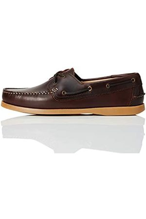 FIND Boat Shoe Náuticos, (Cognac)