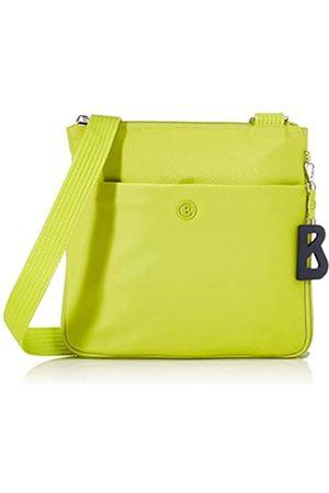 Bogner Verbier Serena Shoulderbag MvzMujerShoppers y bolsos de hombroAmarillo (Light Yellow)7x24x25 Centimeters (B x H x T)