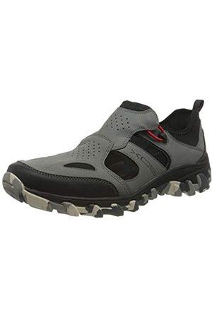 Rockport Cold Springs Plus Sandal Shoe, Sandalias con Punta Cerrada para Hombre, (Grey 002)