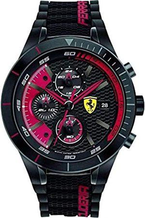 Scuderia Ferrari Ferrari 0830260 RedRev Evo - Reloj analógico de pulsera para hombre (cuarzo