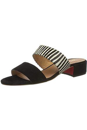 Joules Kayleigh, Zapatos de tacón con Punta Abierta para Mujer, (Zebra Zebra)