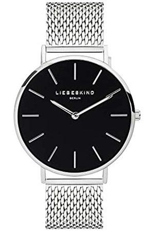 liebeskind Reloj Analógico para Unisex Adultos de Cuarzo con Correa en Acero Inoxidable LT-0154-MQ