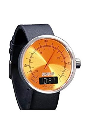 666Barcelona RelojAnalógicoparaHombredeCuarzoconCorreaenCuero666-302