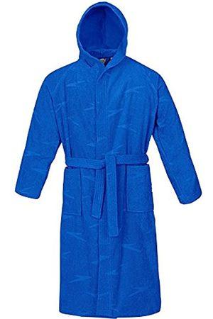 Speedo Basic Jacquard-Albornoz para Adulto Azul Talla:XS