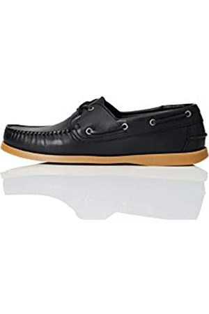 FIND Boat Shoe Náuticos, (Black)
