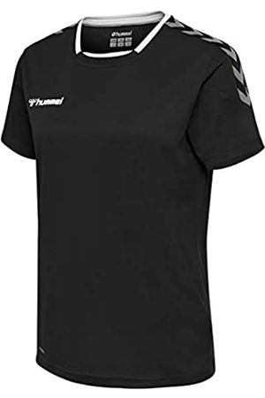 Hummel HmlAUTHENTIC Poly Jersey Woman S/S Camiseta, Mujer