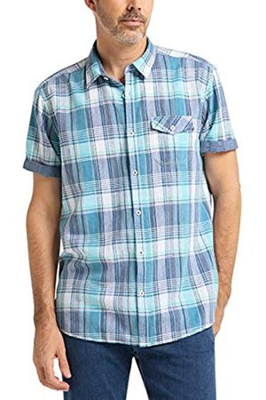 Pioneer Shirt Linen Mix Check Camisa Casual