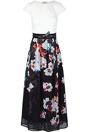 Apart Printed Mesh Dress Vestido de Fiesta