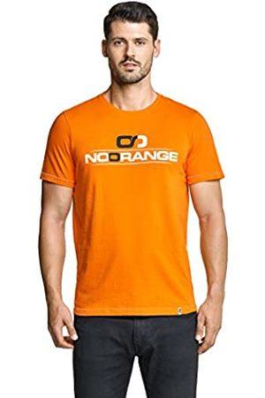 NoOrange Manga Corta, Deportivo con Alto Contenido de algodón – Camiseta de, Hombre, 8070310