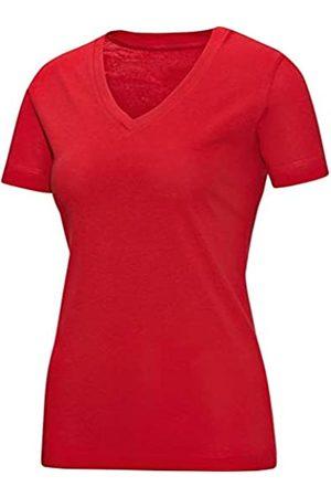 Jako T-Shirt V-Neck Camiseta con Cuello de Pico, Mujer
