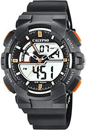 Calypso CalypsoWatchesRelojAnalógico-DigitalparaHombredeCuarzoconCorreaenPlásticoK5771/4