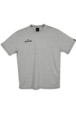 Spalding Team II T-Shirt Camiseta de Entrenamiento, Hombre