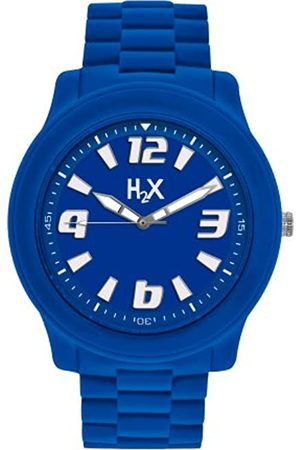 Haurex Reloj Analógico para Unisex de Cuarzo con Correa en Caucho SB381XB1