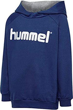 Hummel HMLGO Kids Cotton Logo Hoodie Sudadera con Capucha, Infantil