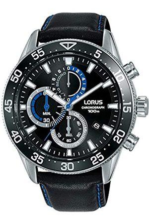 Lorus RelojAnalógicoparaHombredeCuarzoconCorreaenCueroGenuinoRM343FX9