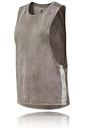 Reebok Combat Spraydye Camiseta de Tirantes, Mujer