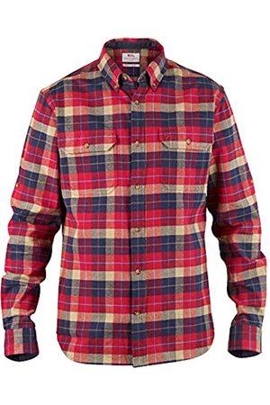 Fjällräven Singi Heavy Flannel Shirt - Camisa, Hombre