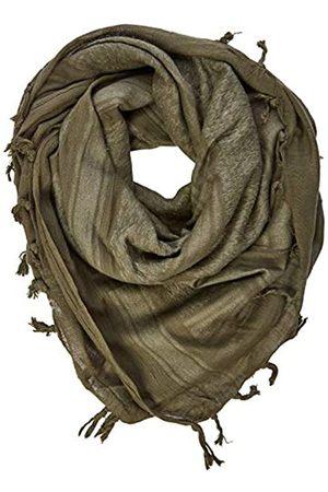 Mil-tec Mujer Bufandas y Pañuelos - Miltec Shemagh Adulto Unisex, (Olive)