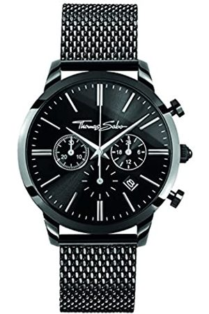 Thomas Sabo Reloj para señor Rebel Spirit Chrono WA0291-287-203-42 mm