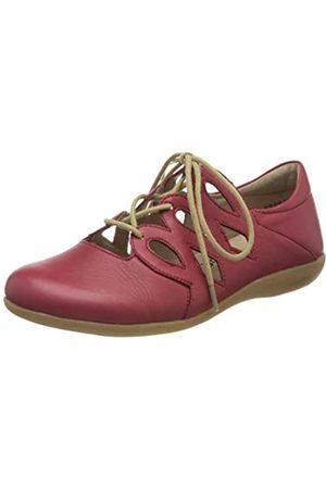 Remonte R3801, Zapatos de Cordones Derby para Mujer, (Rosso 33)