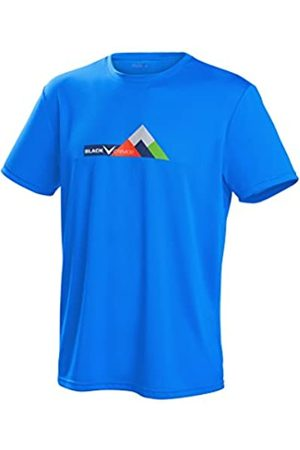 Black Crevice Herren T-Shirt Function, XXL Camiseta, Hombre