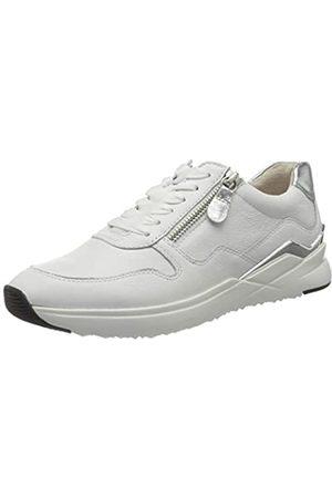 Gabor Shoes Gabor Jollys, Zapatillas para Mujer, (Weiss/Silver 21)