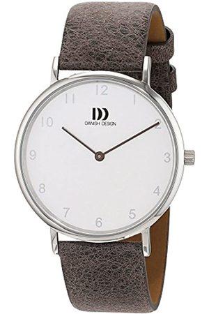 Danish Design Reloj Analógico para Mujer de Cuarzo con Correa en Cuero 3324598