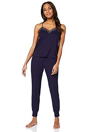 IRIS & LILLY Marca Amazon - Pijama Mujer, XL