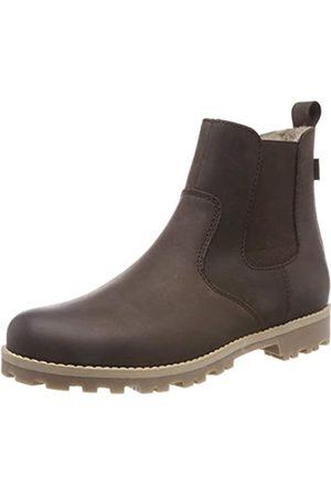 Froddo Kids Ankle Boots G3160089-2, Botas de Nieve Unisex Niños, (Dark Brown I59)