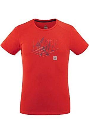 Millet Black Mountain TS SS T-Shirt, Mens