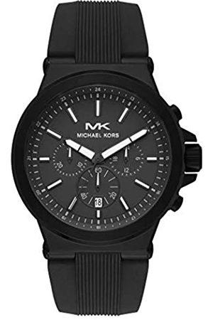 Michael Kors Reloj para de Cuarzo con Correa en Silicona MK8729