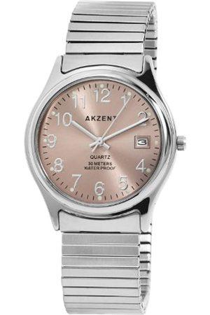 Akzent Acento de hombre Relojes con cordón ss7421600010 metal