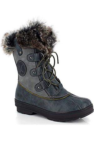 Kimberfeel Debby - Botas de Nieve para Mujer