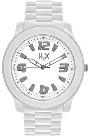 Haurex Reloj Analógico para Unisex de Cuarzo con Correa en Caucho SW381XW1