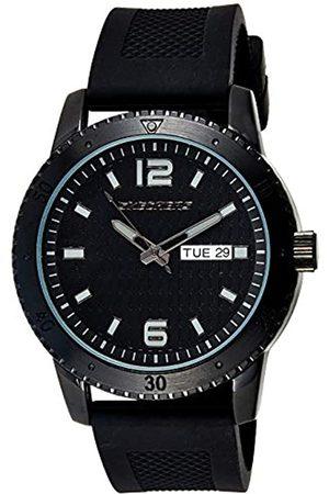 Skechers RelojAnalógicoparaHombredeCuarzoconCorreaenSiliconaSR5000