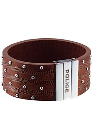 Police 21872BLC/04-21-PulseraUnisexdeAceroInoxidable22cm
