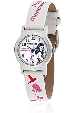 Time Force Reloj Analógico para Niños de Cuarzo con Correa en Cuero HM1002