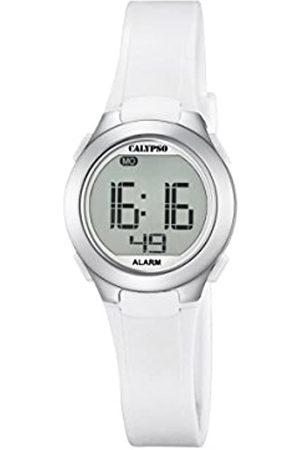 Calypso Reloj Digital para Unisex de Cuarzo con Correa en Silicona K5677/1
