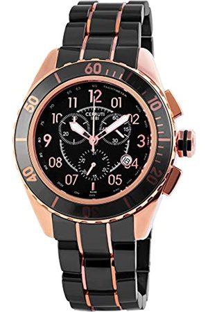 Cerruti 1881 Reloj de Cuarzo Man Cra079Z271H 45 mm