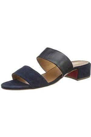 Joules Kayleigh, Zapatos de tacón con Punta Abierta para Mujer, (French Navy Frnavy)