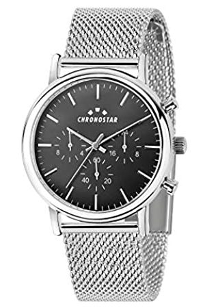 Chronostar RelojMultiesferaparaHombredeCuarzoconCorreaenAceroInoxidableR3753276002
