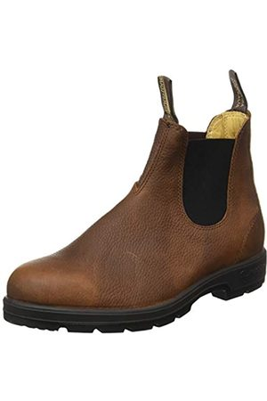 Blundstone Classic Leather 1445, Botas Chelsea para Mujer, Brown Pebble
