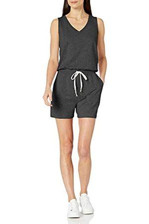 Amazon Studio Terry Fleece Romper Athletic-Pants