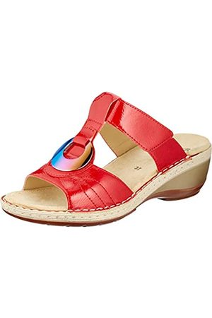 ARA Key West, Mules p Mujer, (Rosso 07)