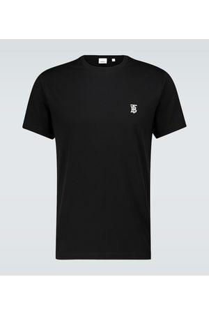 Burberry Camiseta Parker de algodón