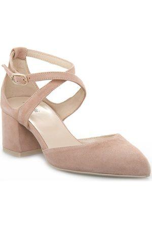 Nero Giardini Mujer Tacón - Zapatos de tacón 660 CAPRA CAMOSCIO PHARD para mujer