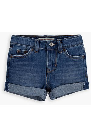 Levi's Kids Girlfriend Shorty Shorts Neutral / Evie