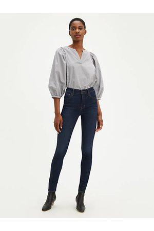 Levi's 720™ High Rise Super Skinny Jeans / Deep Serenity