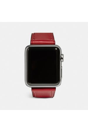 Coach Correa de piel para Apple Watch® - Size WMN