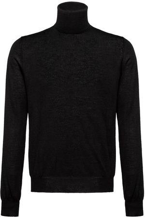 Prada Jersey con cuello alto